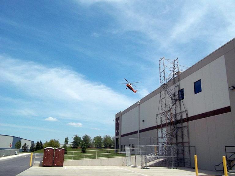 Amazon Warehouse | Rooftop Equipment