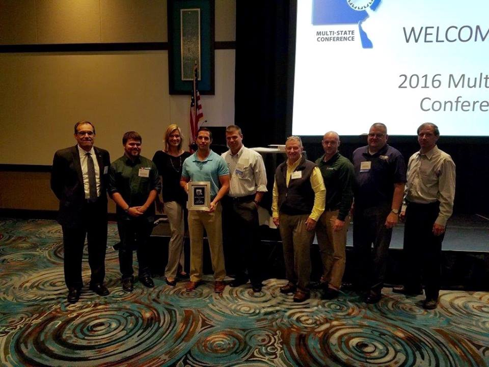 2016 ESOP company of the year HB McClure employee owners