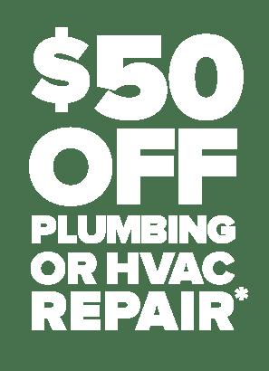$50 Off Repair