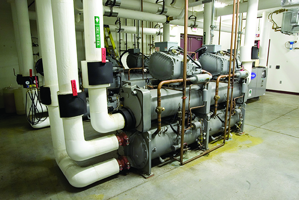 Commercial Chiller Service