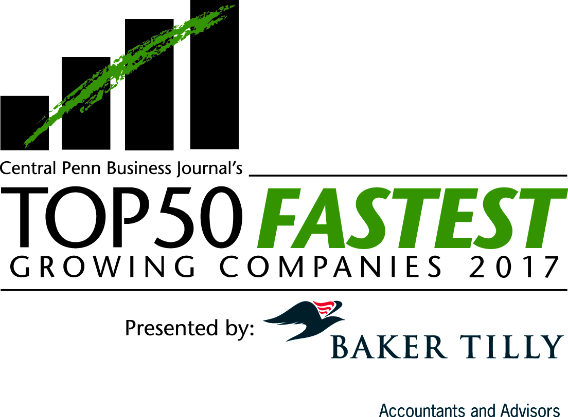 HB McClure Ranks 7th In The Top 50 Fastest Growing Companies Of 2017