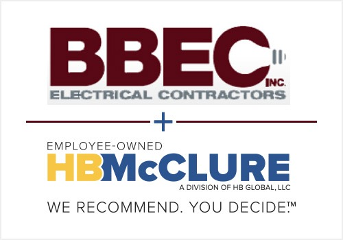 BBEC, Inc., Merges with HB McClure Company, LLC