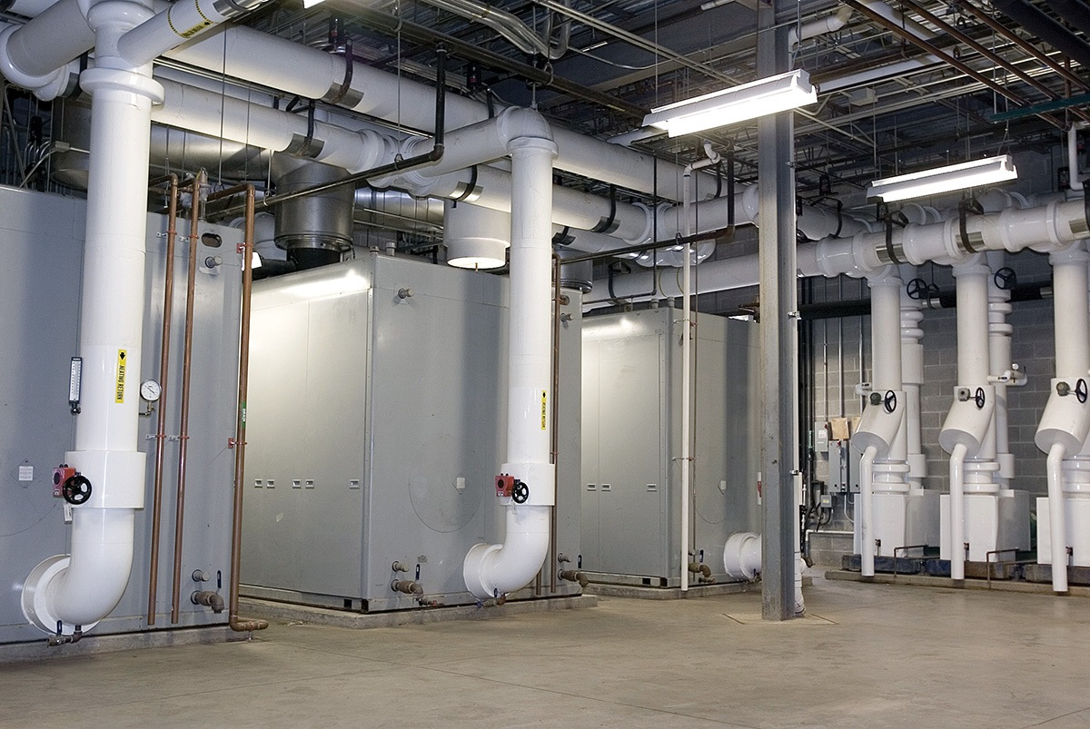 HVAC And Plumbing Installation - Bethany Village