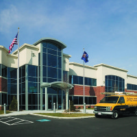 Commercial Geothermal Installation - Bent Creek Office