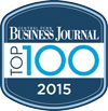 HB McClure awarded by Central Penn Business Journal as Top 100 Company for 2015