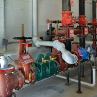 Commercial Backflow Pipes
