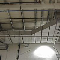 Commercial Facility Duct Work