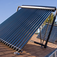 Solar Hot Water System Installation - Mt. Holly Springs