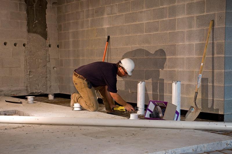 Professional Plumbing Installation