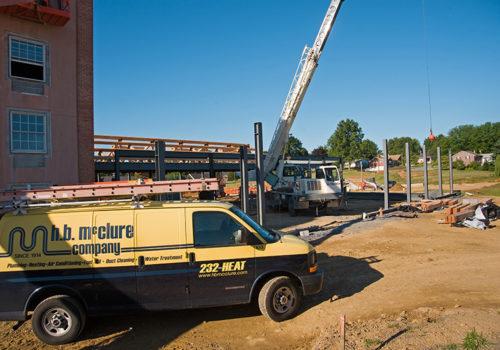 HB McClure's Design/Build Team: Stone Ridge Retirement Facility, Myerstown, PA