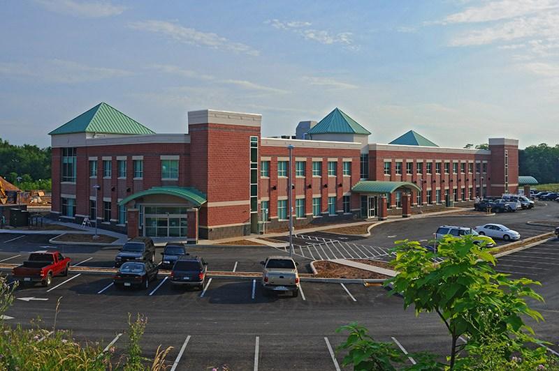 Pinnacle Health Facility Dillsburg Pa Hb Mcclure Company