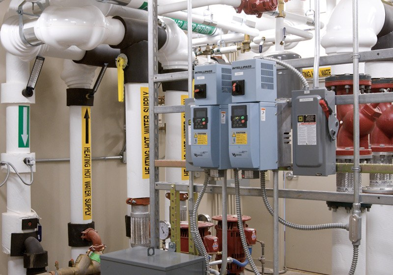 Energy Control System HB McClure Company