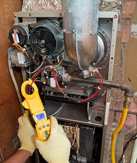 Furnace Repairs in Lake Meade