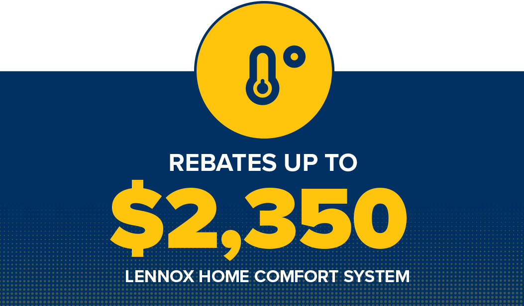 HB Home Service Team And Lennox Rebates Up To $2,350