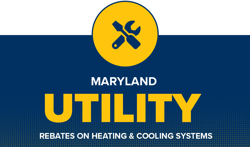 Maryland Utility Rebates