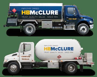 HB McClure Fuel Oil Propane Service