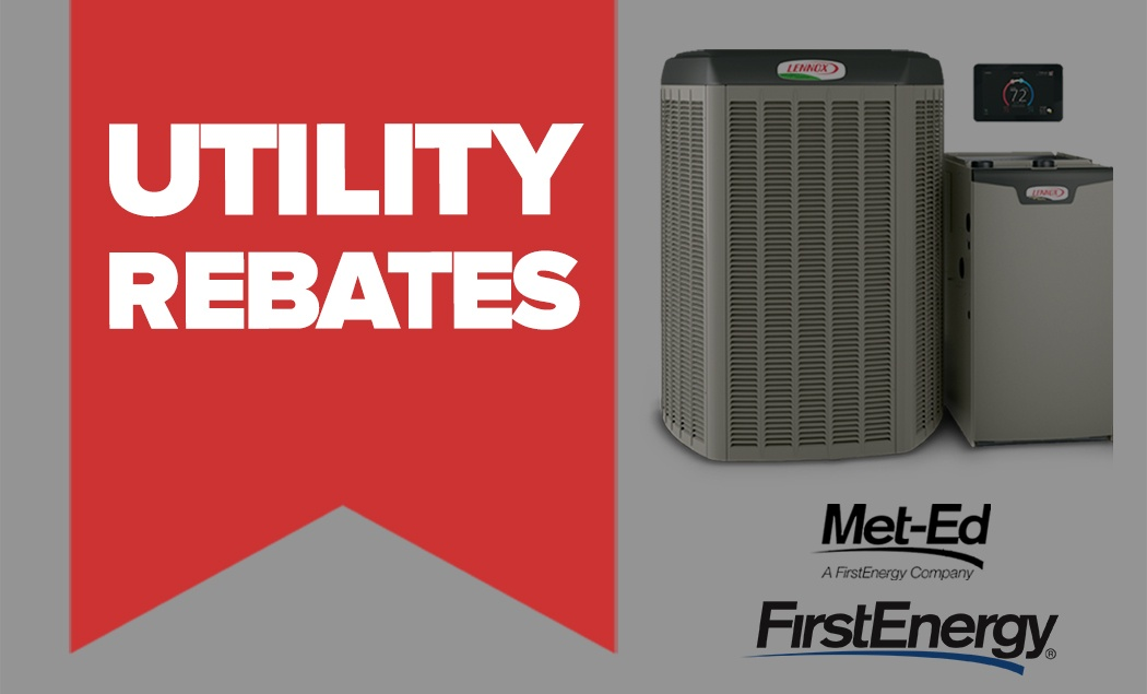 Rebates On Heating & Cooling Systems