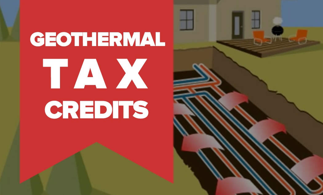30% Federal Tax Credit On Qualifying Residential Geothermal Heat Pumps