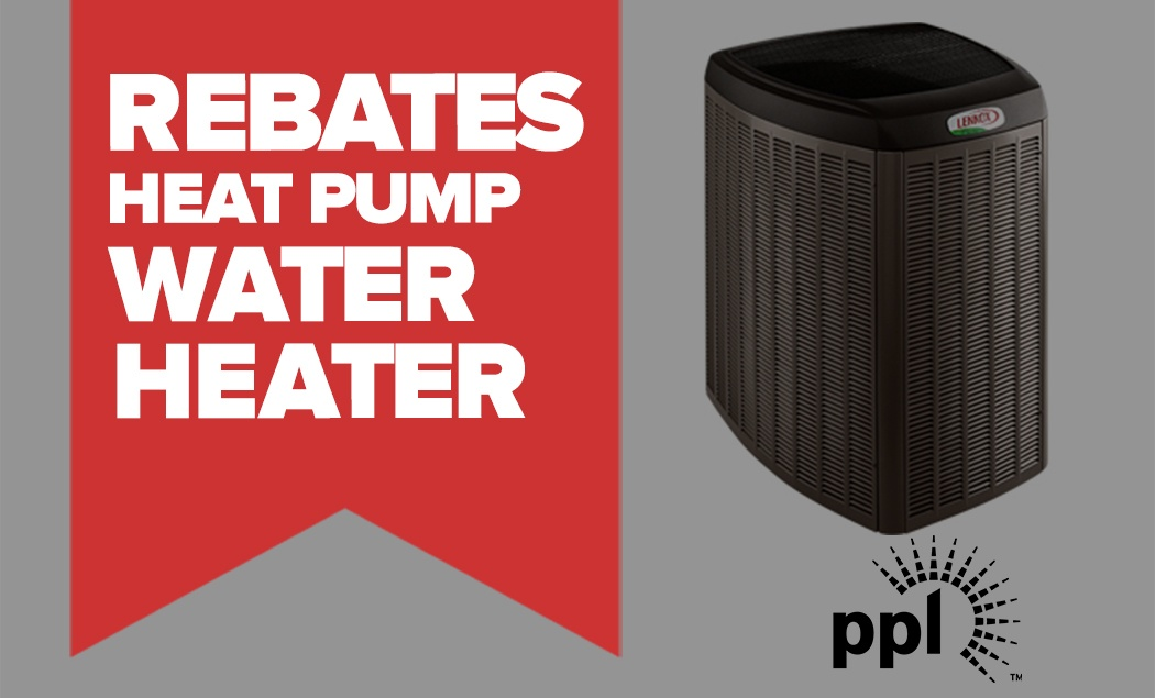 PPL Utility Rebates – Heat Pump Water Heaters