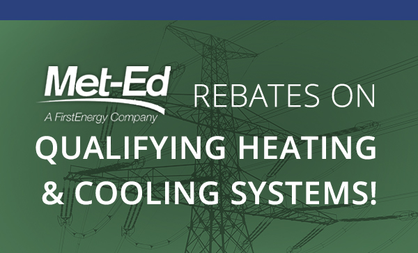 Rebates On Qualifying Heating And Cooling Systems