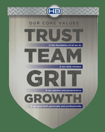 HB Core Values