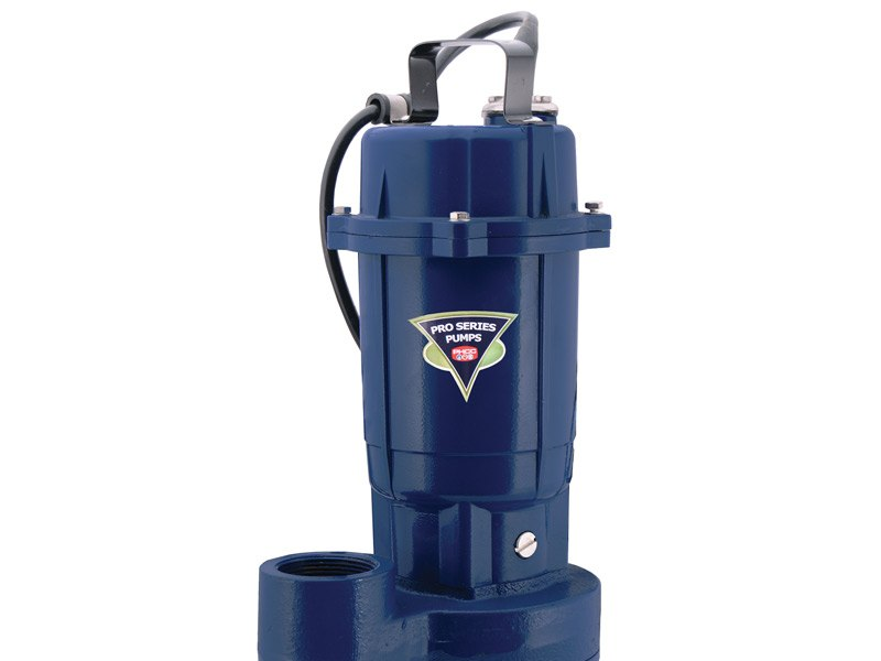 High Capacity Sump Pump