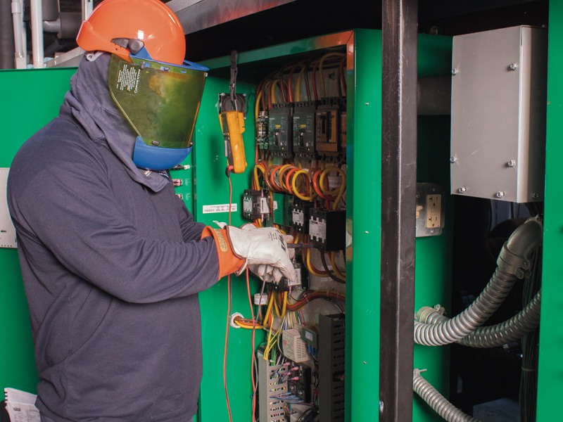 Industrial Service Electrical Service