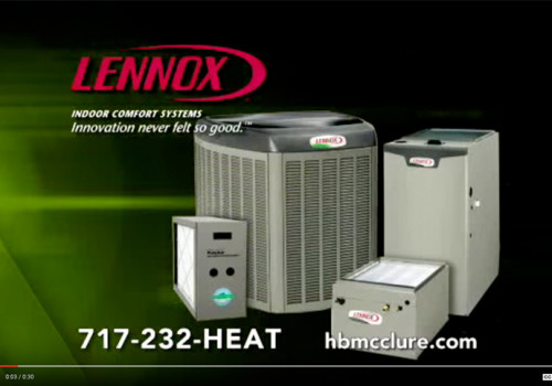 HB McClure – Lennox HVAC Products