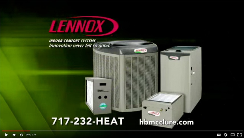 Lennox HVAC Products