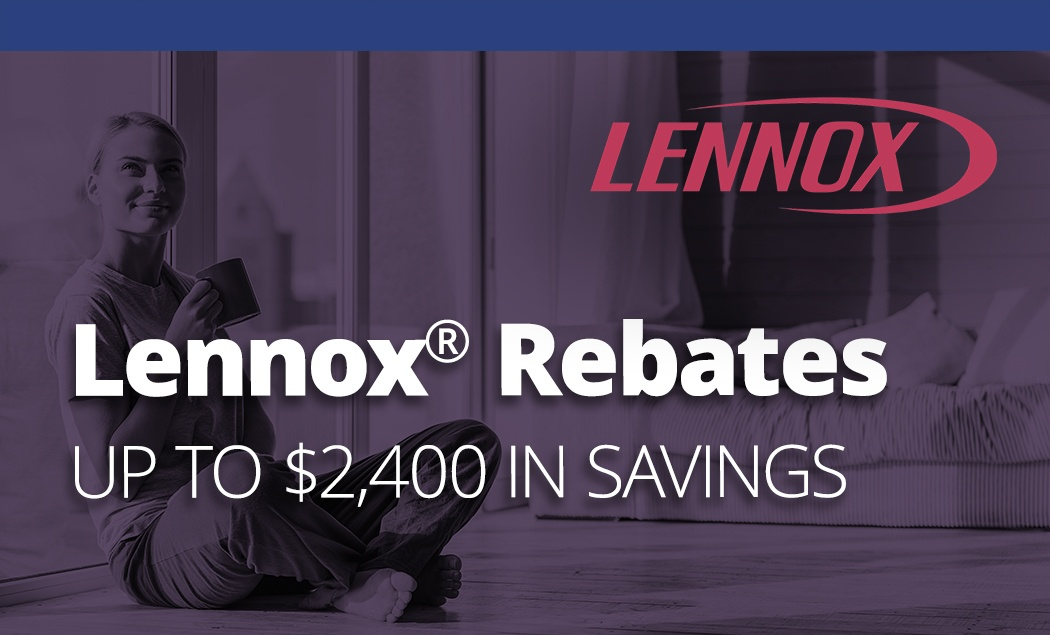 Save On A Lennox® Home Comfort System From HB McClure