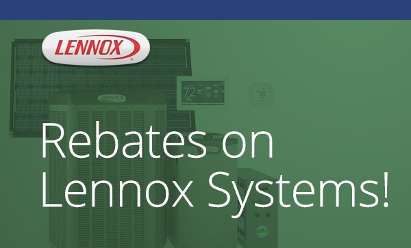 Up To $2,200 Rebate On Qualifying Systems*