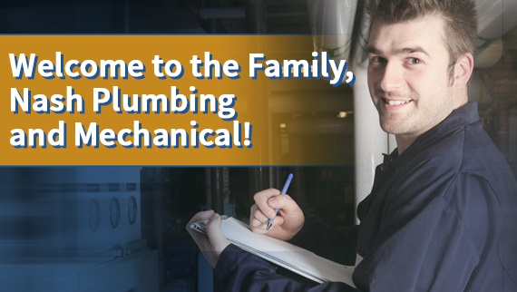 Welcome Nash Plumbing Mechanical