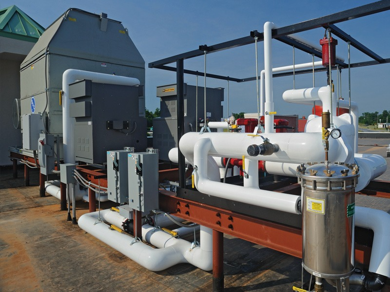 Commercial Plumbing Installation : Planned preventive maintenance plumbing hb mcclure company