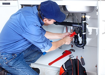Emergency plumbing services for homeowners in York, PA from HB McClure