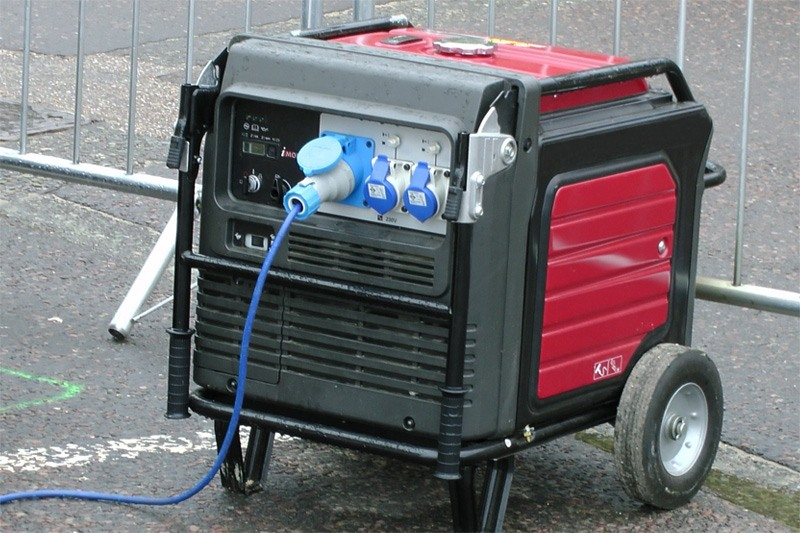 Portable Generator Saftey Tips