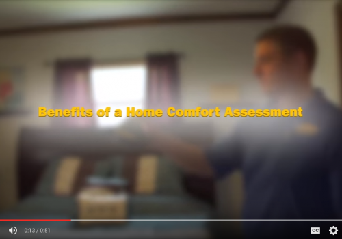 Benefits Of Home Comfort Assessment