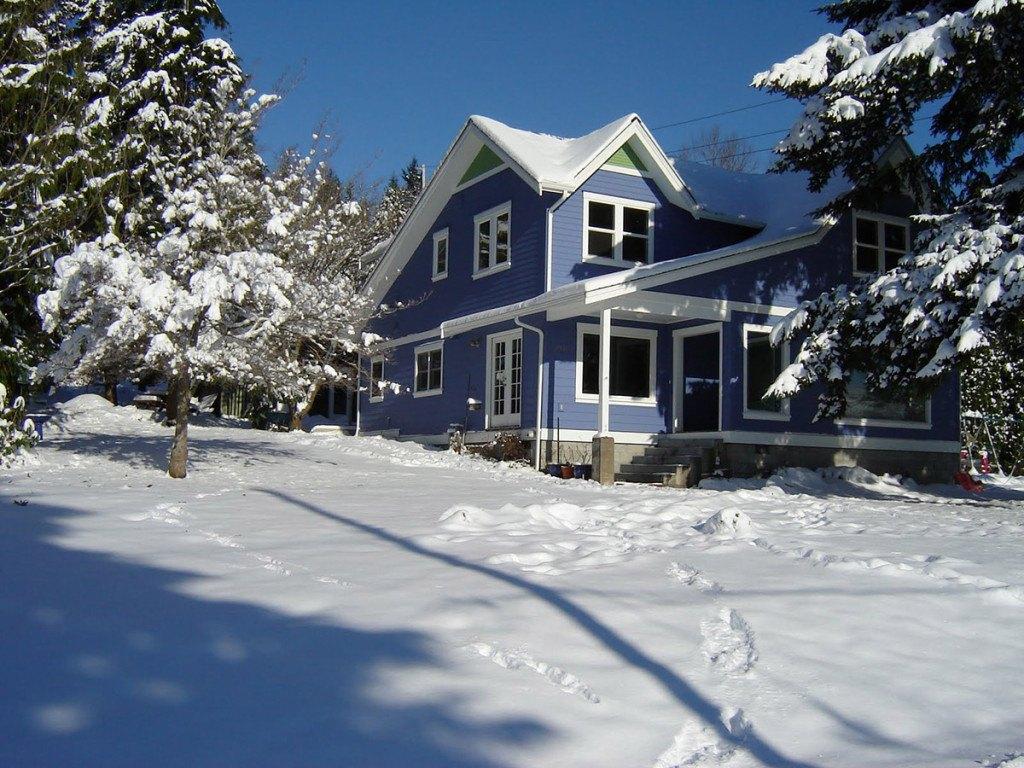 Winter HVAC Tips