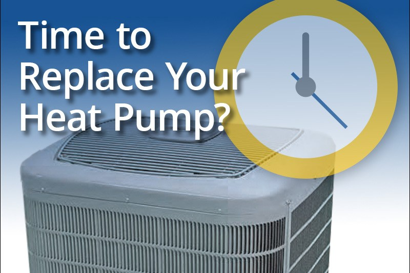 Time To Replace Your Heat Pump Post