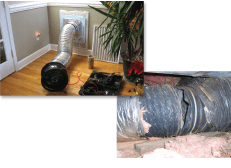 HVAC Services - Duct Cleaning