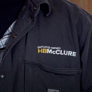 HB McClure Worker