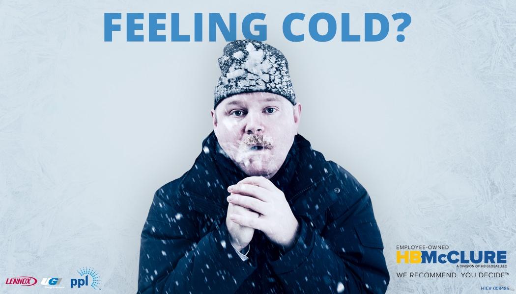Feeling Cold Promo