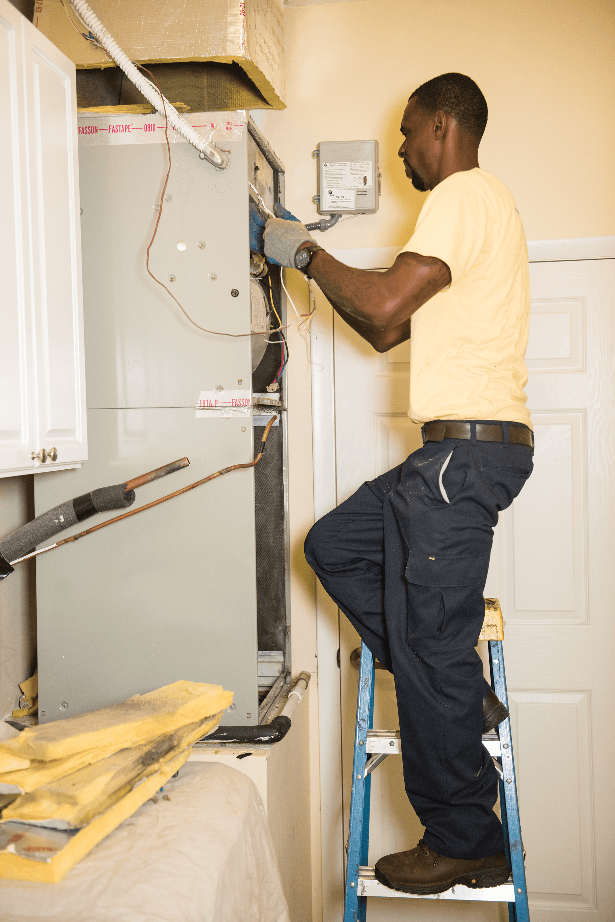 Determining When to Replace Your Furnace