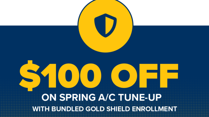 Save $100 On A Spring A/c Tune-up With HB Home Service Team
