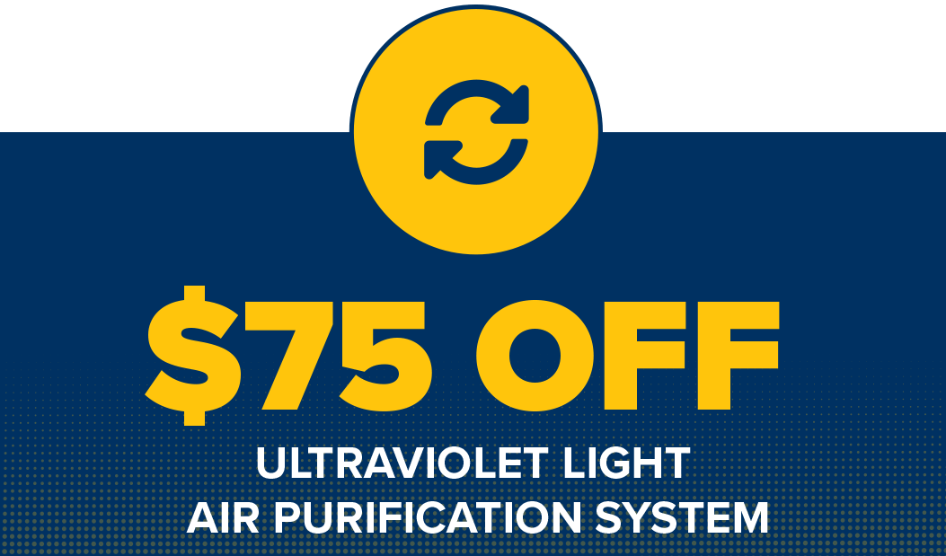 $75 off a uv light UV Duo2000