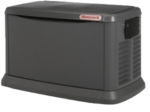 Honeywell Back-up Generator Installation