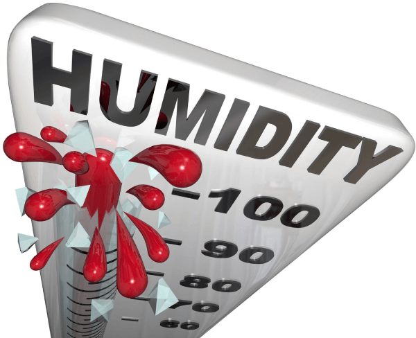 High Humidity In Pennsylvania.