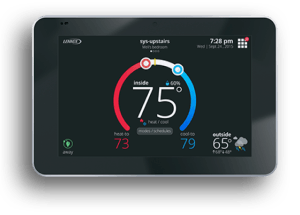 Programmable and Wi-Fi Enabled Thermostats