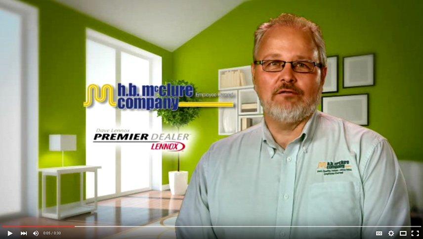 HB McClure – Lennox Premier Dealer