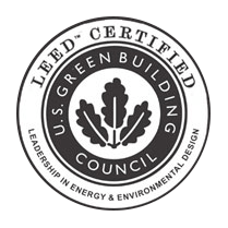LEED Certified Geothermal and Solar Thermal Systems