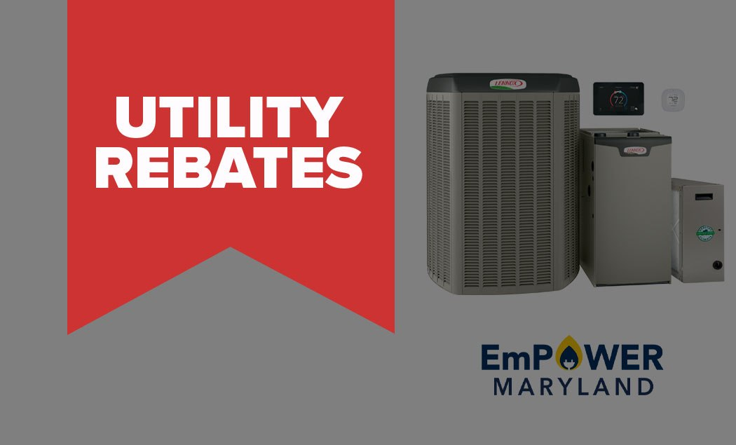 Maryland Utility Rebates On Heating And Cooling Systems